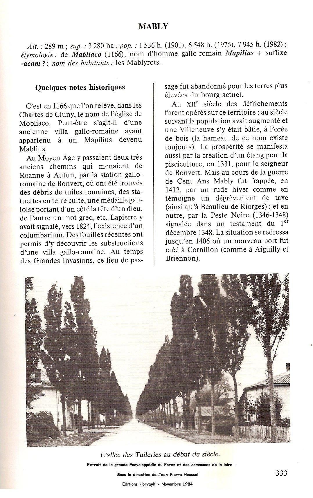 n7 début du siècle