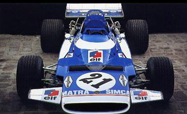 matra ms120 monoplace de formule1