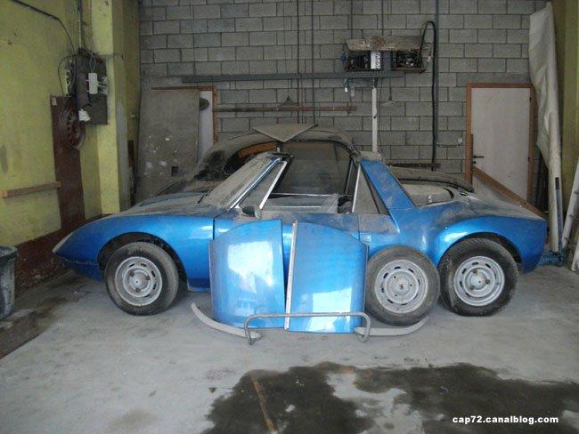 Matra 530  LX de 1969
