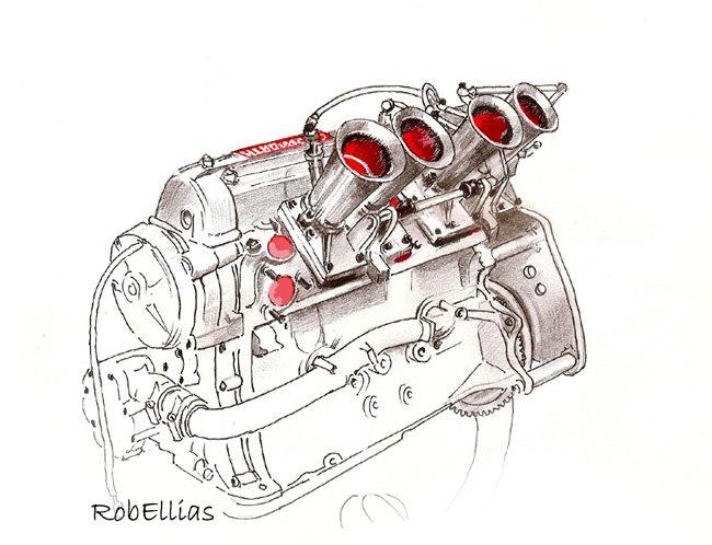 Ford Cosworth Matra