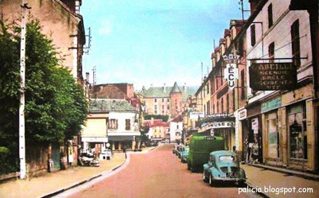 Palicia 1950 1960