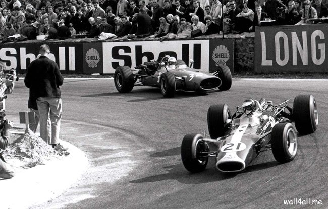 1967-formula-one-jim-clark Spa Francorchamps