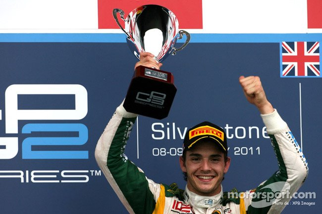 GP2 Championship, Silverstone, Rd 09 and 10