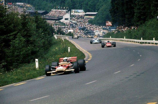 Jochen-Rindt-Lotus-Ford-49C---1970-Belgian-Grand-Prix-Spa-Francorchamps