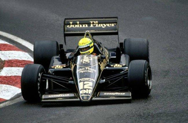 Spa-Francorchamps, 1985.