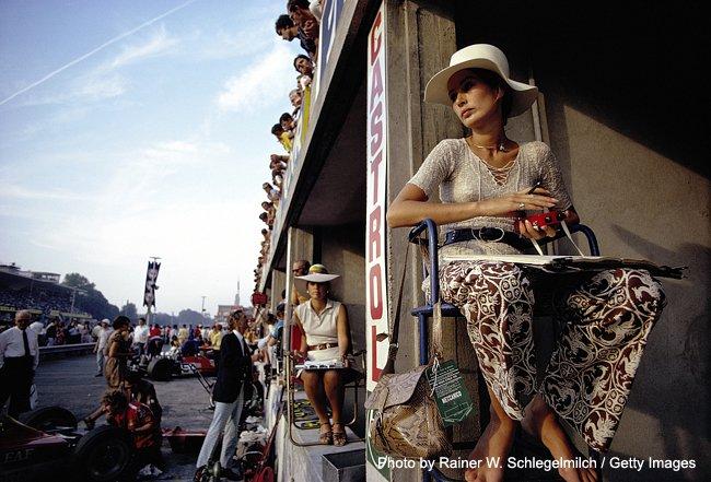 LXRV-Monza-1970-Nina-Rindt-Photo-by-Rainer-W-Schlegelmilch-Getty-Images