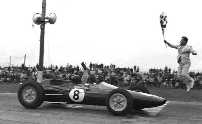 1962 Jim clark