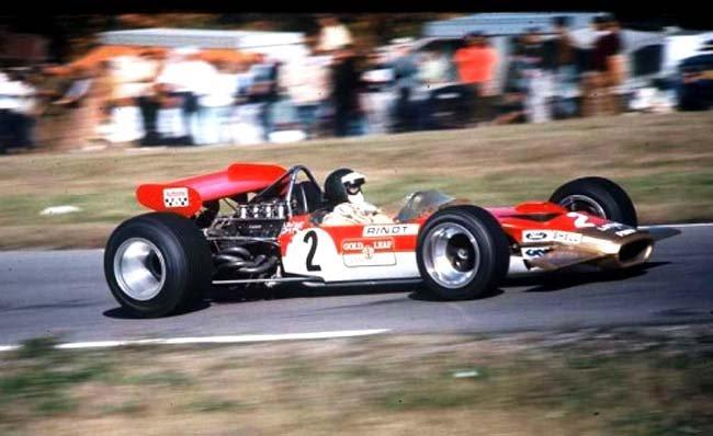 1969 J Rindt watkins Glen