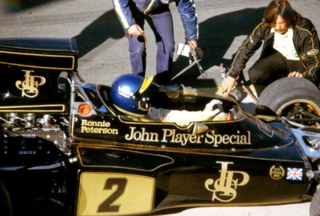 7 oct 1973 Vict Ronnie Peterson WG United-States-Grand-Prix Lotus 72E