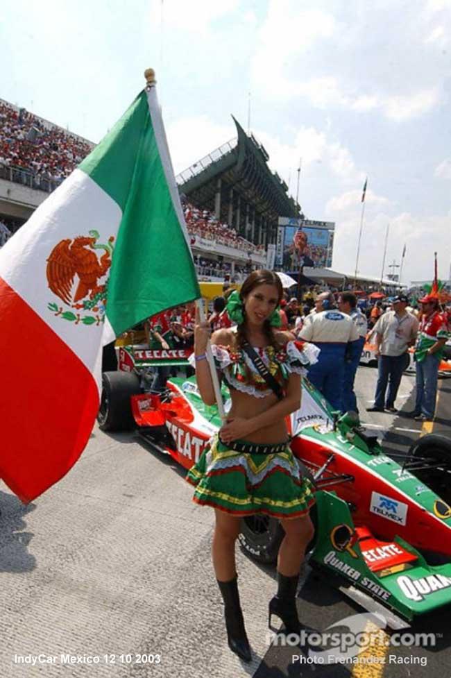 IndyCar Mexico 12 10 2003
