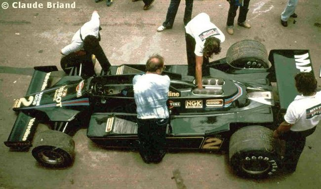1979 Bresil interlagos carlos Reutemann lotus 79