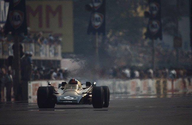 56B  Emerson Fittipaldi 1971 Monza