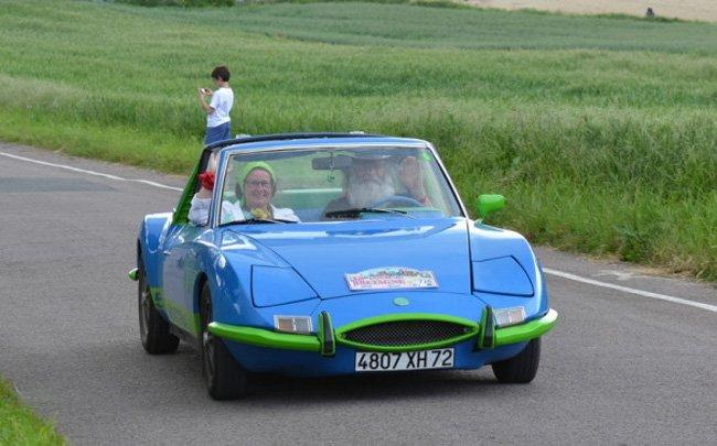 Matra 530 1973