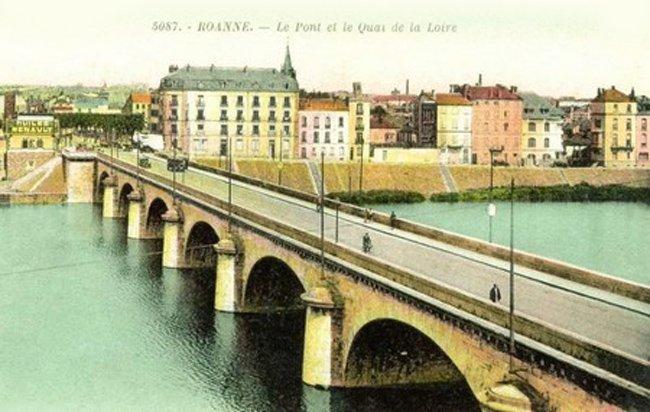 RNt le pont de Roanne