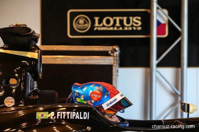 Pietro Fittipaldi 2017