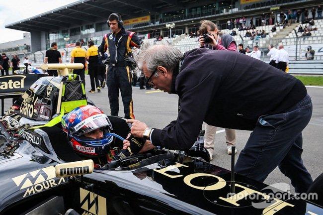 Pietro Fittipaldi Nurburgring