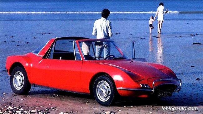 Matra-530 Après deux petites années de conception, le modèle définitif est présenté à Genève en mars 1967.