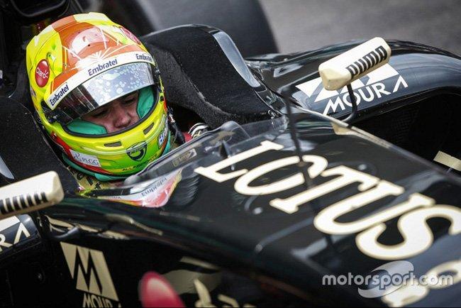 Victoire Pietro Fittipaldi, Lotus Mexico